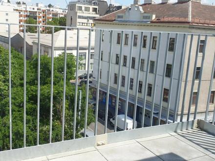2 Zimmer mit Küche & Balkon & Garagenplatz *** INEUBAU! Top Anbindung