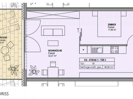 nur noch wenige Erstbezugswohnungen in der Margaretenstraße 25 verfügbar - ab sofort!