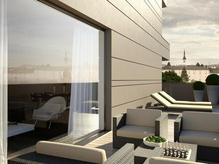 SALZACH PALAIS: 3-Zimmer-Wohnung in der Salzburger Innenstadt
