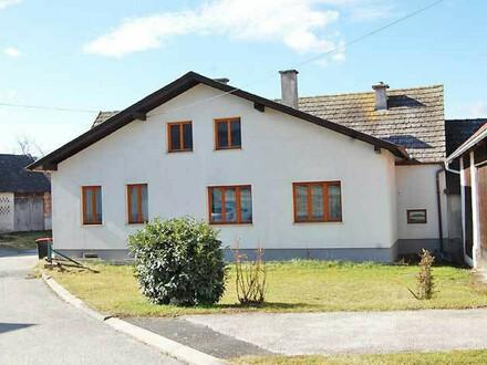 Einfamilienhaus mit Pferdehof und Reitviereck in 7441 Pilgersdorf, Obj. 12501-SZ