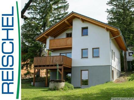Baujahr 2014 - am Sperrberg in Breitenfurt mit Fernblick