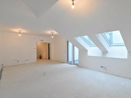 Erstbezug: 2-oder 3-Zimmer-Wohnung mit Balkon