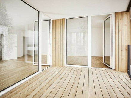 3-Zimmer-Neubau-Whg. an der Glan mit großer Loggia, 5020 Salzburg - zur Miete