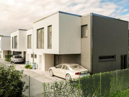 RESERVIERT |Provisionsfrei: südlich von Wien - Doppelhaushälfte in feiner Mikrolage