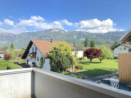 Gemütliche 3-Zimmer-Wohnung  in Altach