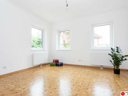 Schwechat: Erdgeschoss in saniertem Einfamilienhaus zu mieten