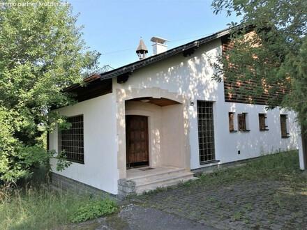 Großes Wohnhaus - ruhige Aussichtslage - nahe Stegersbach