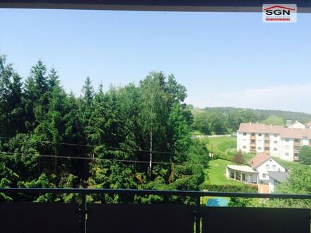 Wohnen im Luftkurort Gallspach - 3 Zimmer Wohnung mit traumhaften Balkon und 2 PKW-Abstellplätze
