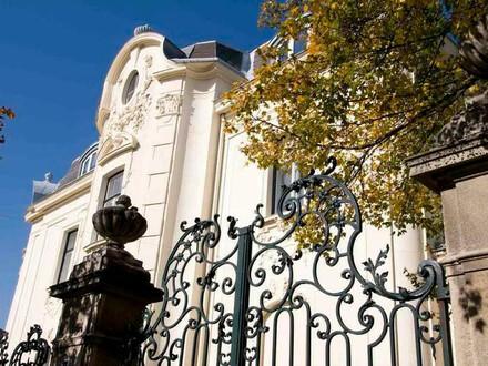 Repräsentatives Altbaubüro in stilvoller Villa in Baden