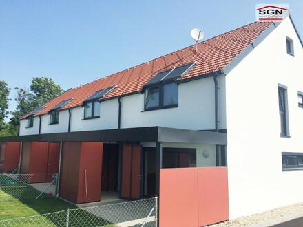 Freifinanziertes 4- Zimmer Reihenhaus mit Miete-(Baurecht-)Kaufoption ab 01.08.2020 bezugsfertig