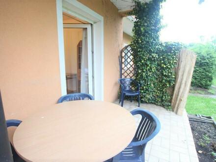 Helle 2 Zimmer Wohnung mit Terrasse im Herzen von Krumpendorf