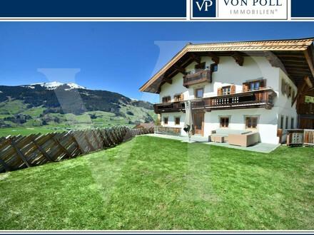 Edel ausgebautes historisches Bauerhaus mit spektakulärem Panoramablick in einzigartiger Sonnenlage von Jochberg