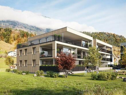 Funktionelle 4-Zimmer-Dachwohnung in Bludesch