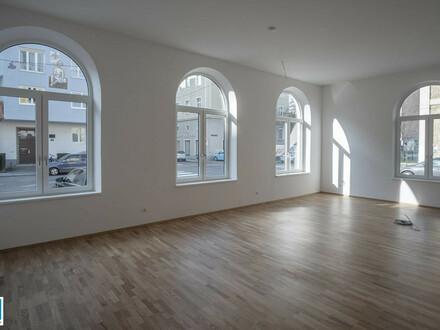 Wohnen in der Raimundstraße - geräumige 102,94m² EG Wohnung mit großem hellen Wohnbereich - LINZ-RAIMUNDSTRASSE