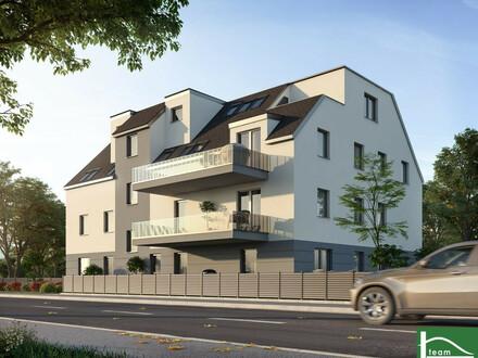 !!!Gemütlichkeit kennt keine Grenzen - Hochwertiger Neubau im 21. Bezirk - Marchfeldkanal & KRANKENHAUS WIEN NORD!!!