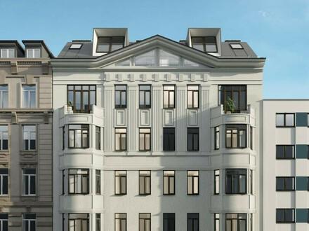 URBANES WOHNEN in der alten Schuhfabrik - HOFSEITIGES LOFT mit 143m² Wohnfläche und BALKON - KANDLHOF - ERSTBEZÜGE - 1070…