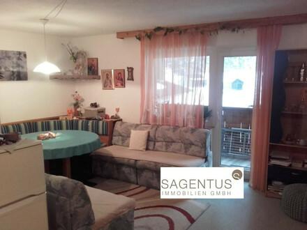Freizeitwohnsitztauglich: 3-Zimmer-Wohnung mit Balkon - Umhausen