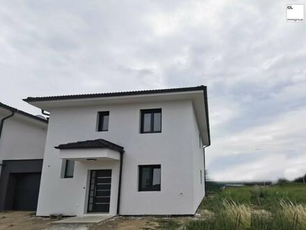 Pures Wohnvergnügen: Doppelhaushälfte zu mieten - Untersiebenbrunn mit 153m² WNfl