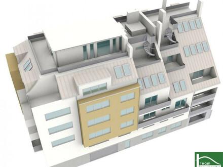 NACHMIETERSUCHE: Sehr helle 2 Zimmerwohnung + Balkon in Hofruhelage!! Möblierte Küche - Hochwertige Ausstattung - Fußbodenheizung!!