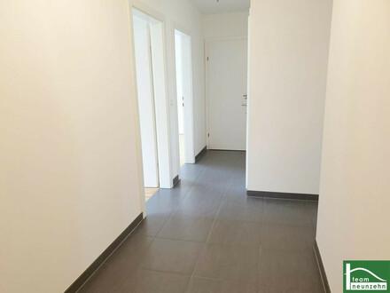 4 Zimmer Gartenwohnung mit 2 Terrassen + Nähe U2 Hardeggasse/Stadlau ++ SOFORT VERFÜGBAR