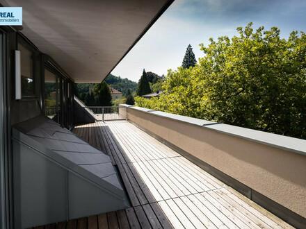 4-Zimmer-Wohnung mit Terrasse