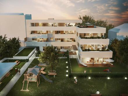 Wohnprojekt Wels-Neustadt, Penthouse-Wohnung TOP B12