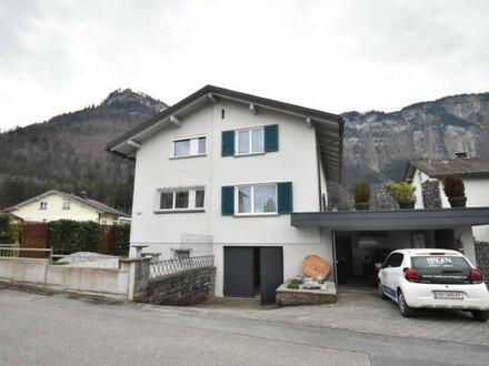 Sehr gepflegtes Einfamilienhaus in Dornbirn, Reuteweg mit Blick auf die Berge zu vermieten!