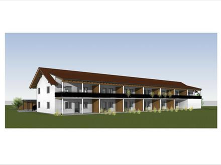 Bad Schwanberg: NEUBAUPROJEKT! Maisonette/Reihenhaus mit Balkon und Garten in sonniger Sackgassenlage