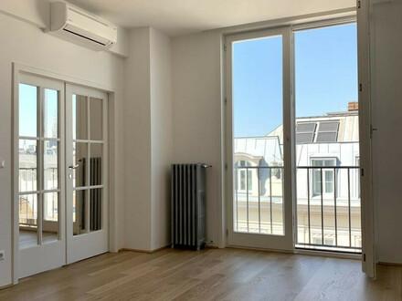 Generalsanierte Wohnung mit Traumblick/City/U3