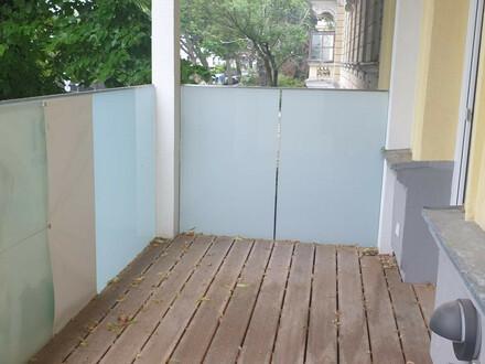 4 Zimmer Wohnung! mit Büro und Balkon! U1+U2 Nähe