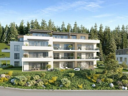 3 Zimmerwohnung in Reifnitz mit Blick auf den Wörthersee! Erstbezug