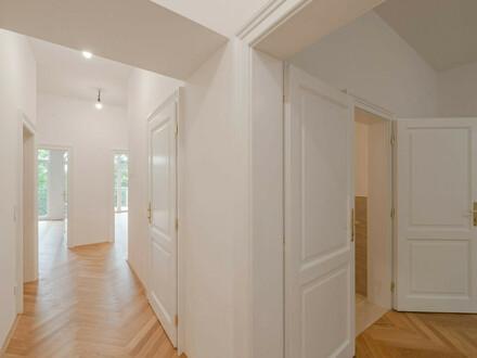++NEU++ Hochwertiger 4-Zimmer ALTBAU-ERSTBEZUG mit ca. 6m² Balkon in toller Lage!