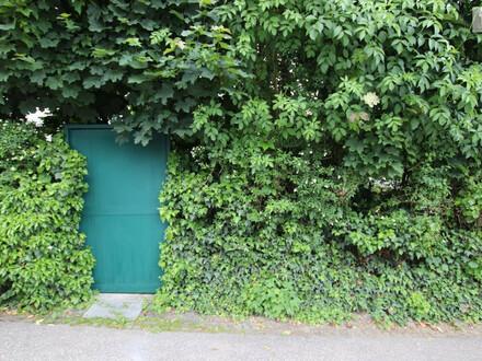 2-3 Zi Wohnung 97m² plus Garten mit überdachter, schattiger Süd-/Westterrasse in Waidmannsdorf