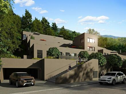 Terrassenwohnungen in Alt-Eggenberg - exklusiv wohnen in Schlosspark-Nähe!