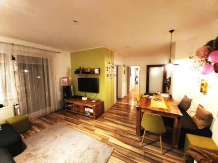 Gepflegtes Eigenheim mit Balkon und Tiefgarage - 3 Zimmer!