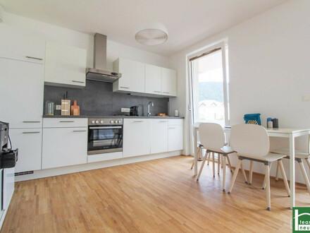 Ideale Raumaufteilung! ~ 2 Schlafzimmer + Wohnküche ~ keine Maklerprovision! ~ top Ausstattung! ~ Ruhige Lage mit Naherholungsgebiet