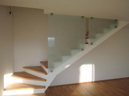 AXAMS-Pafnitz: NEUBAU-exklusive 3 Zimmer MAISONETTEN-Terrassen-/Gartenwohnung mit separater Garage, 1 AAP-FL u. Kellerrauml!