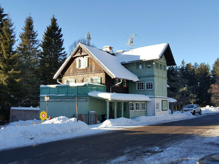 Romantisches Landhaus für Naturliebhaber - Verkauft!