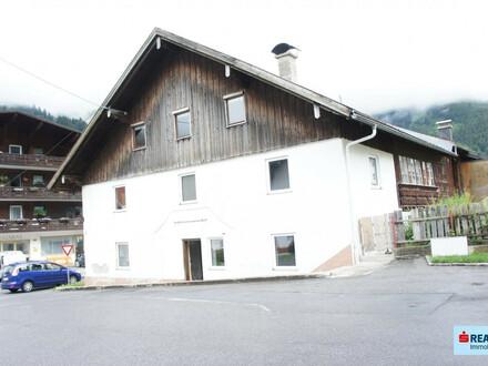 Schönes Bauernhaus zum Selbstgestalten mitten in der Tiroler Bergwelt