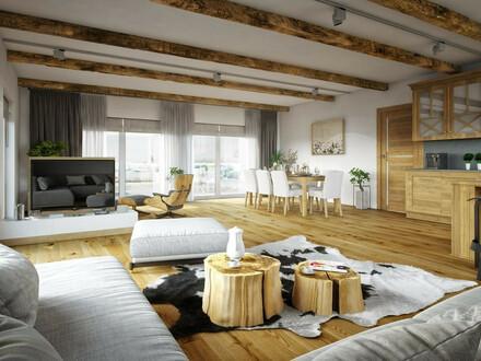 Mit dem Lift ins Penthouse: Ferienpenthouse in TOP Lage unmittelbar am Skilift in Fügen