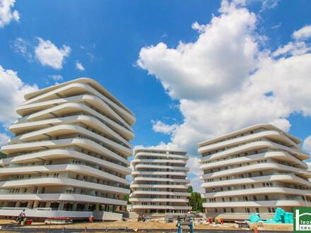 Perfekt aufgeteilte 3-Zimmer Wohnung // gigantische Terrasse! // über 100m² Nutzfläche // Neubau Erstbezug! // Graz Straßgang!!