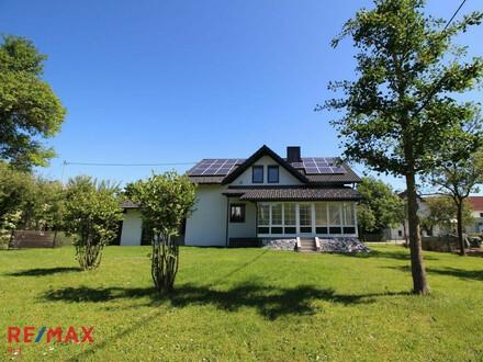 Modern Living - Schönes Haus mit Wintergarten