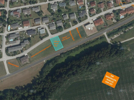 Leistbares Baumeister-Haus mit Grundstück 745m² in Grieskirchen in zentraler Lager zu verkaufen