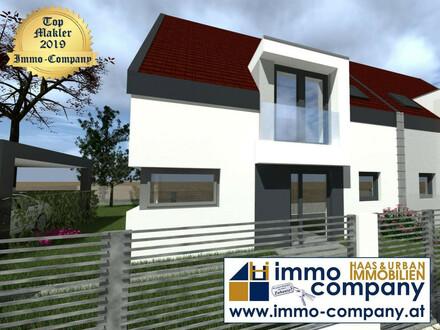 Platz für die ganze Familie - 149 m² *Neubau Belagsfertig Ausstattung * - Doppelhaushälfte – Erstbezug – Nordburgenland-Eisenstadt…