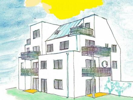 Gartenwohnung mit 2 Terrassen - zeitgemäß und urban / Familienhit!