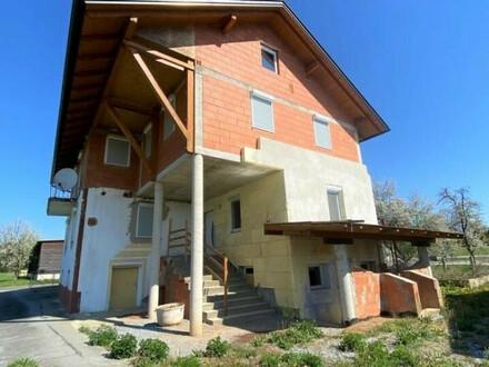 Edelrohhbau mit 2 Wohnungen in Dobl-Zwaring