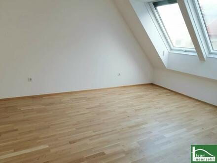 SUPER ZENTRALE Dachgeschoßwohnung mit 3 Terrassen! Badewanne & Dusche