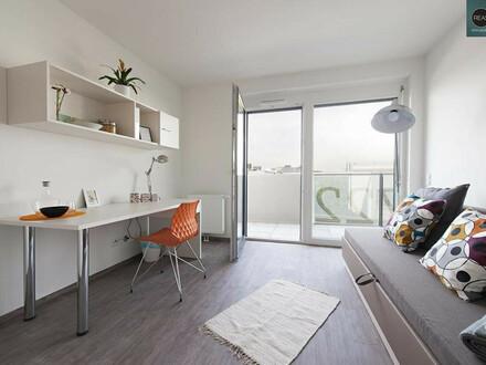 PROVISIONSFREI! Vollmöbliertes Design Apartment mit Balkon, ALL-IN-MIETE! (5)