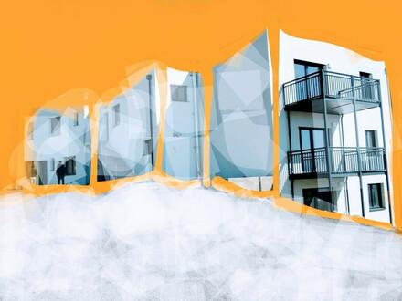 Barrierefrei: schlüsselfertige 2 Zimmer Wohnung mit Balkon, Fernblick zum Neusiedlersee