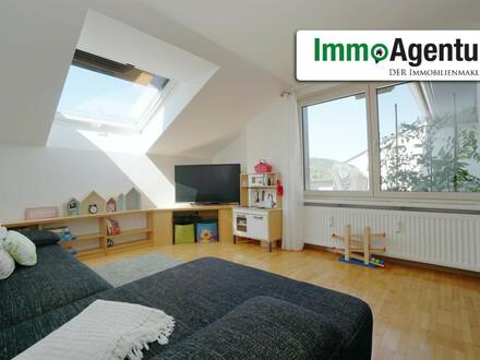 Geräumige 4 Zimmer Dachgeschosswohnung mit tollem Ausblick in Lustenau zu verkaufen
